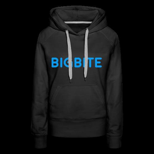 BIGBITE Women's Hoodie - Women's Premium Hoodie