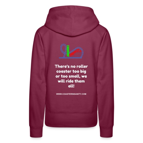 Women's Premium Hoodie (Multiple Colors Available) - Women's Premium Hoodie
