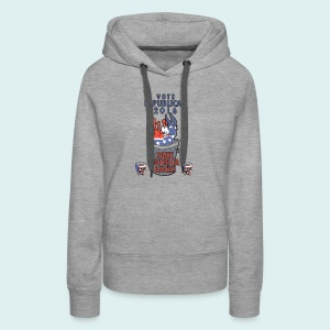 TAKE AMERICA BACK IN 2016 - Women's Premium Hoodie