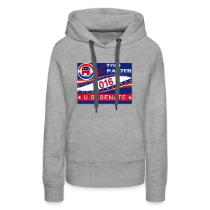 Sweat Shirt with Hood - Women's Premium Hoodie