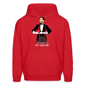 Men's Try The Ketchup (Butler) - G-Rated - Men's Hoodie
