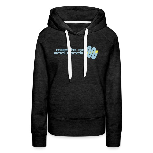 "Women's MTGE ""Where We Run"" Hoodie - Women's Premium Hoodie"