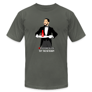 T-Shirts ~ Men's T-Shirt by American Apparel ~ Men's