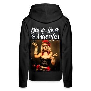 Dia de Los Muertos 02 - Women's Premium Hoodie