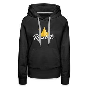 Royalist Classic Hoodie - Women's Premium Hoodie