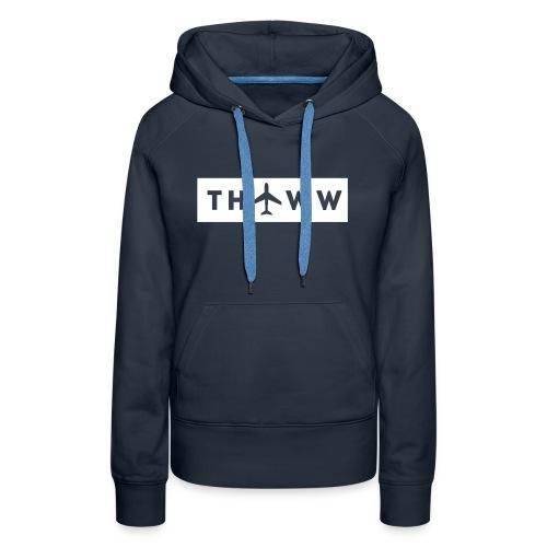 THT WorldWide Hoodie - Women's Premium Hoodie