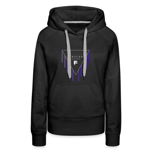 Trio Sweatshirt (W) - Women's Premium Hoodie