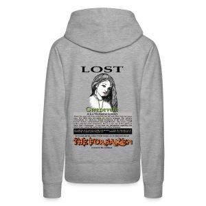 Lost - The Forsaken book hoodie - Women's Premium Hoodie