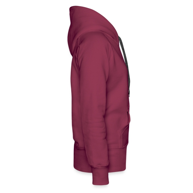 Women's Premium Hoodie TRAVEL (Multiple Colors Available)