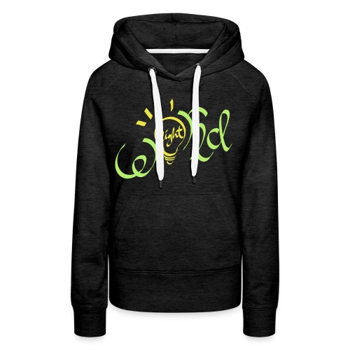 Light of the World Hoodie - Women's Premium Hoodie