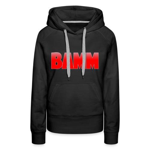 Bam hoods - Women's Premium Hoodie