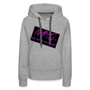 Live Life Sweatshirt - Men - Women's Premium Hoodie