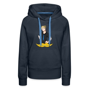 Vendus By Bell Wheeler - Women's Premium Hoodie