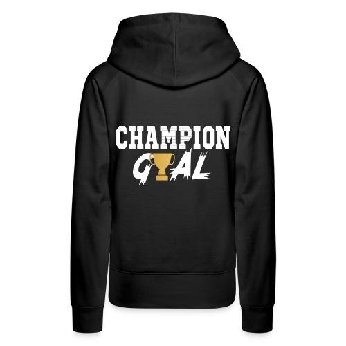 Champion Gyal Hoodie - Women's Premium Hoodie