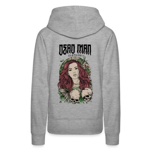 Girl design by DeadManClothing! Female Hoodie! - Women's Premium Hoodie