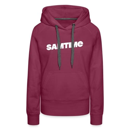 SAMTIME Womens Hoodie - Women's Premium Hoodie