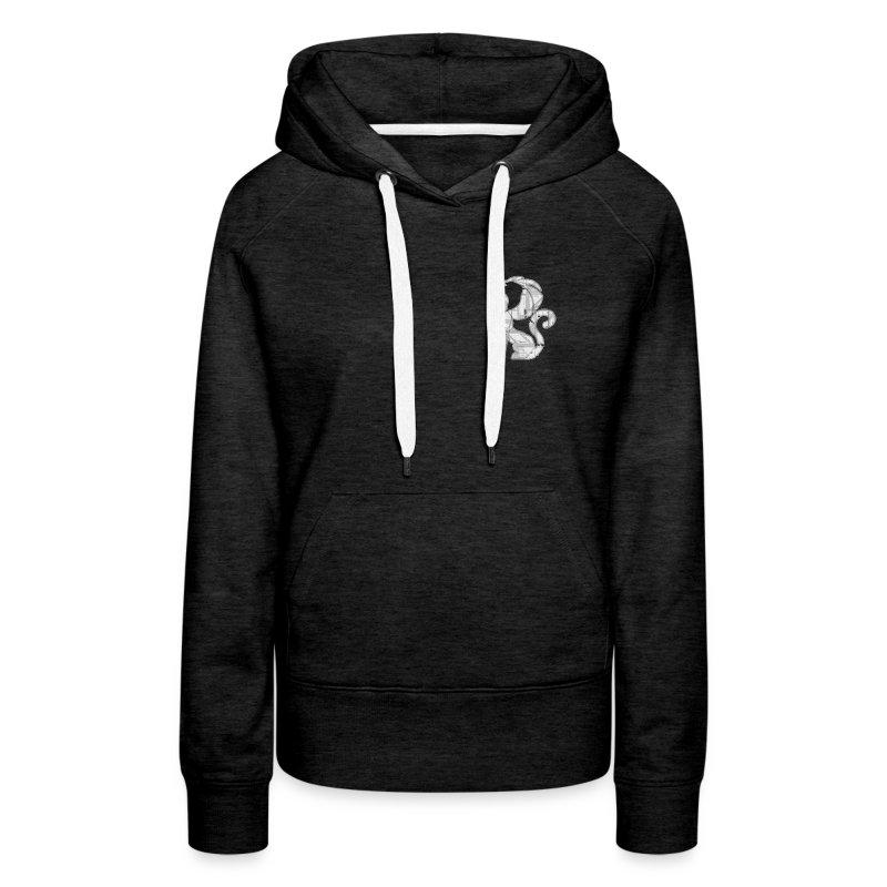 MarsCo hoodie F - Women's Premium Hoodie