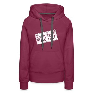 Official Road Trip Shirt - Women's Premium Hoodie