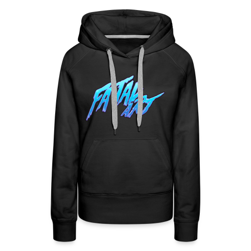 Fatal Art! - Logo #2 - Women's Premium Hoodie