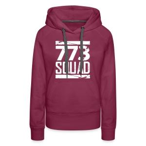 773 Squad Women's Premium Hoodie (Purple) - Women's Premium Hoodie