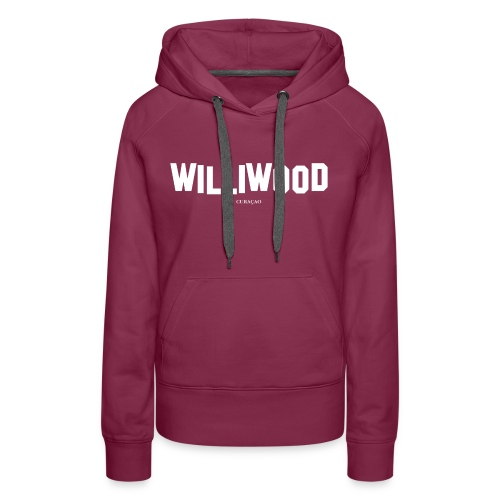 Williwood Design - free color selection - Women's Premium Hoodie