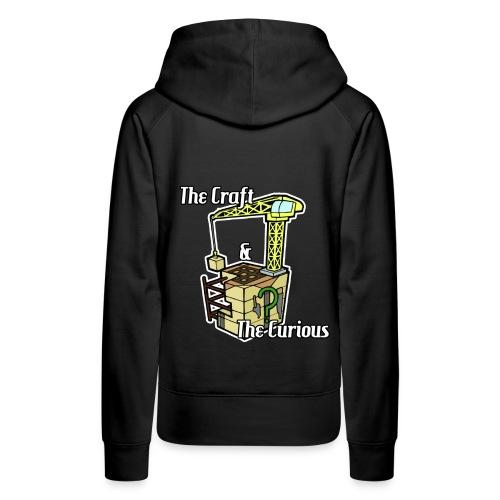 Wemons The Craft & The Curious Hoodie - Women's Premium Hoodie