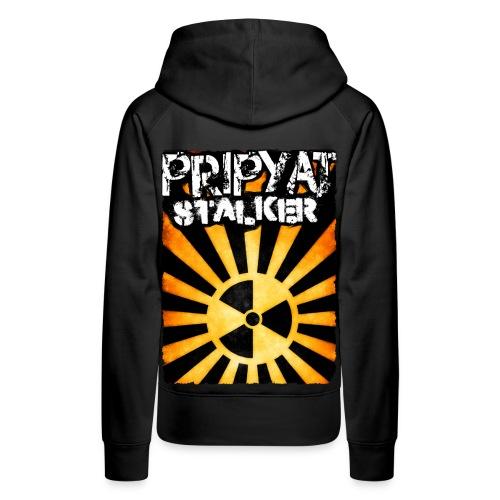 Pripyat Stalker - Women's Premium Hoodie