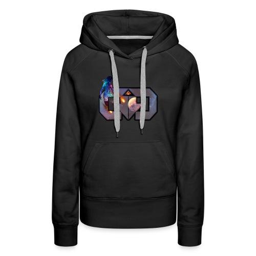 Women's Premium Hoodie (DroskiDro logo) - Women's Premium Hoodie