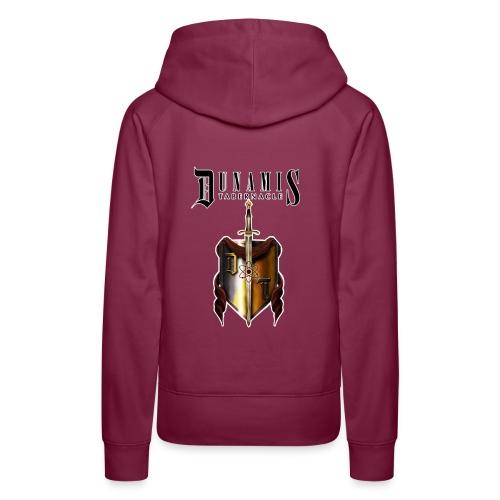 Dunamis Women's Hoodie - Women's Premium Hoodie