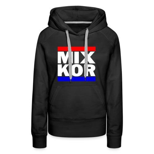 MIX KOR ORIGINAL Women's Hoodie - Women's Premium Hoodie