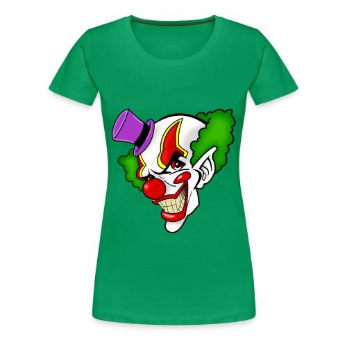 CrazyPurgeClownGang - Women's Premium T-Shirt