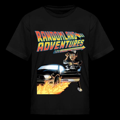 Time Flies Kids T-shirt - Kids' T-Shirt