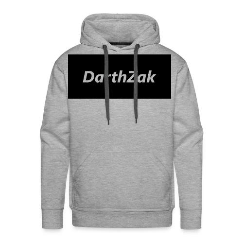 DarthZakshirt logo Hoodies - Men's Premium Hoodie