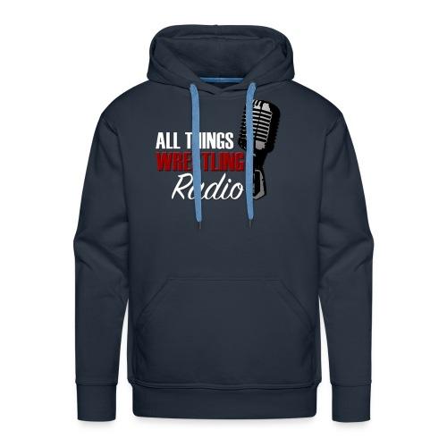 All Things Wrestling Radio Hoodie - Men's Premium Hoodie