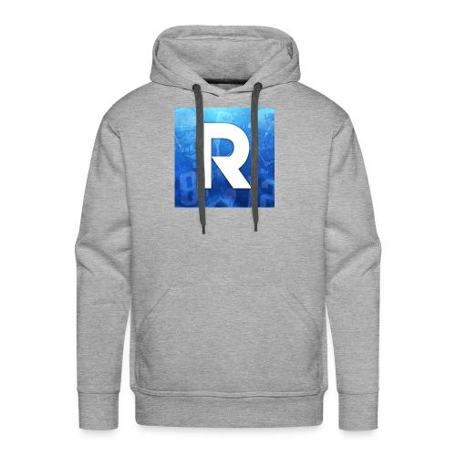 oRampaage Logo - Men's Sweatshirt - Men's Premium Hoodie
