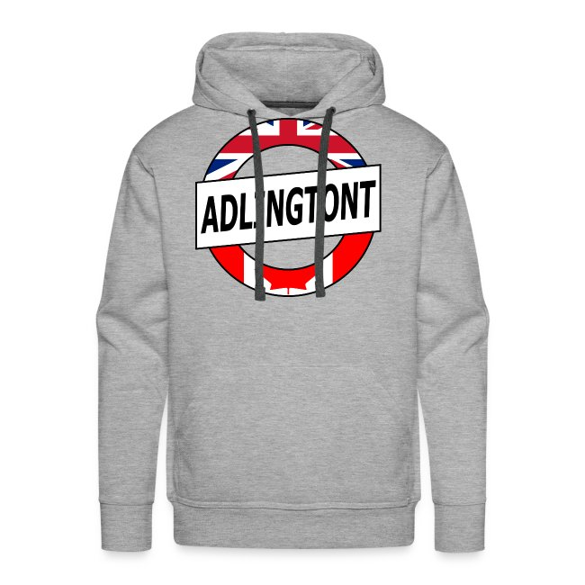 Profile Picture - Premium Men's Hoodie