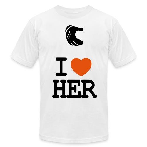 My First GirlFriend - Men's Fine Jersey T-Shirt