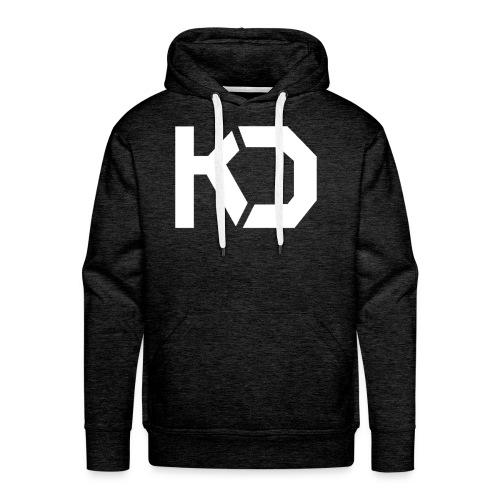King Cula Logo Hoodie - Men's Premium Hoodie