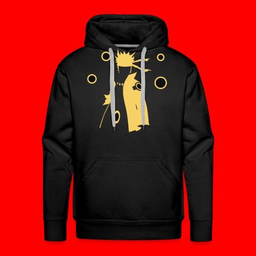 Naruto sag shirt - Men's Premium Hoodie