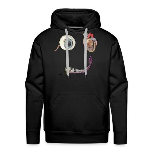 I ♥ Tentacles! Hoodie - Men's Premium Hoodie
