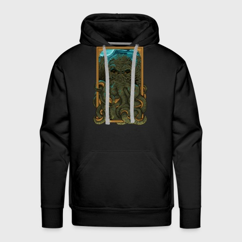 Answer the Call of Cthulhu - Men's Premium Hoodie