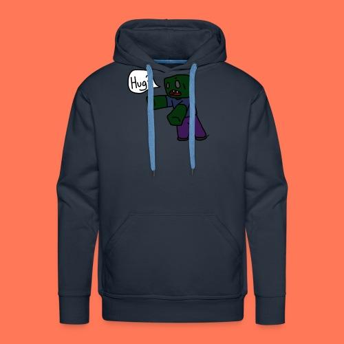 Zombie Hoodie - Men's Premium Hoodie
