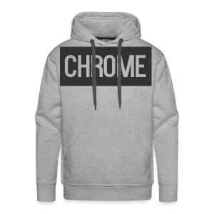 CHROME MEN'S PREMIUM HOODIE - Men's Premium Hoodie