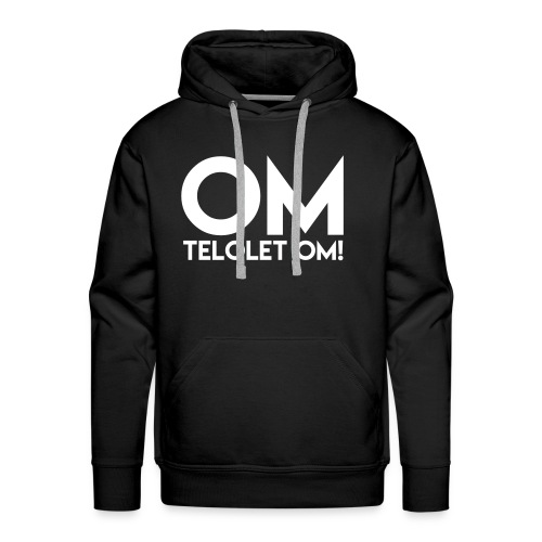OM TELOLET OM 2 - Dark Sweater - Men's Premium Hoodie