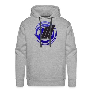 John Mai Tech Logo Design Premium Sweater - Men's Premium Hoodie
