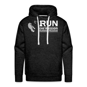 Men's One Mission Run Hoodie *Other Colors Available* - Men's Premium Hoodie