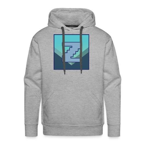 Men's Z Logo Hoodie - Men's Premium Hoodie