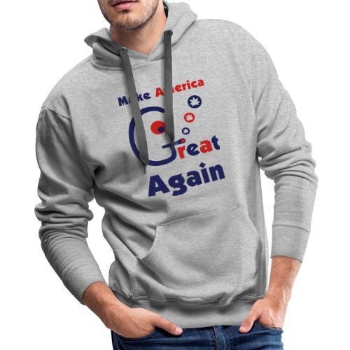 Make America Great - Men's Premium Hoodie
