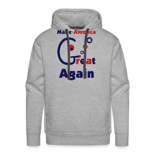 Make America Great - Men's Premium Hoodie