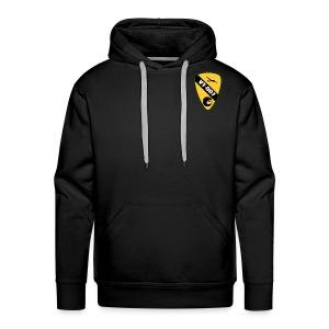 Sweat Shirt with Patch - Men's Premium Hoodie